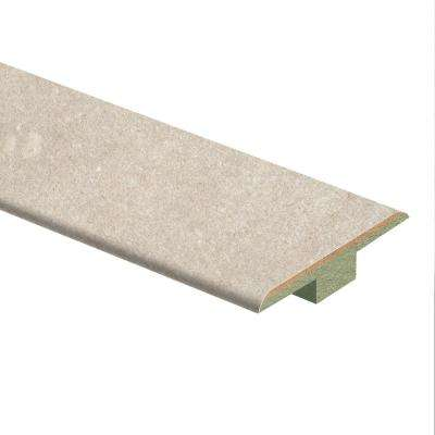 Sandstone Taupe 5/16 in. Thick x 1-3/4 in. Wide x 72 in. Length Vinyl T-Molding