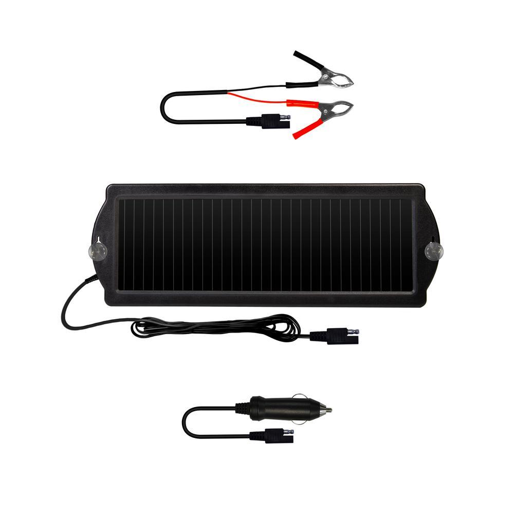 Sunforce 1.8 Solar Battery Maintainer