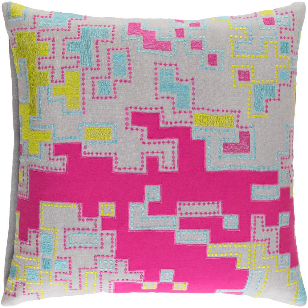 Mecklen Poly Euro Pillow