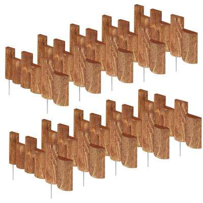 18 in. Half Log Edging (10-Pack)