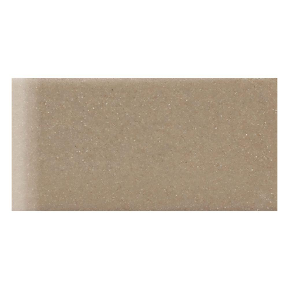 Rittenhouse Square Elemental Tan 3 in. x 6 in. Ceramic Surface