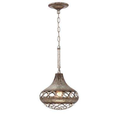 Mosto Collection 1-Light Chrome Pendant