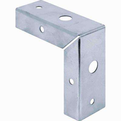 1-3/8 in. Corner Mounted Bi-Fold Door Bracket