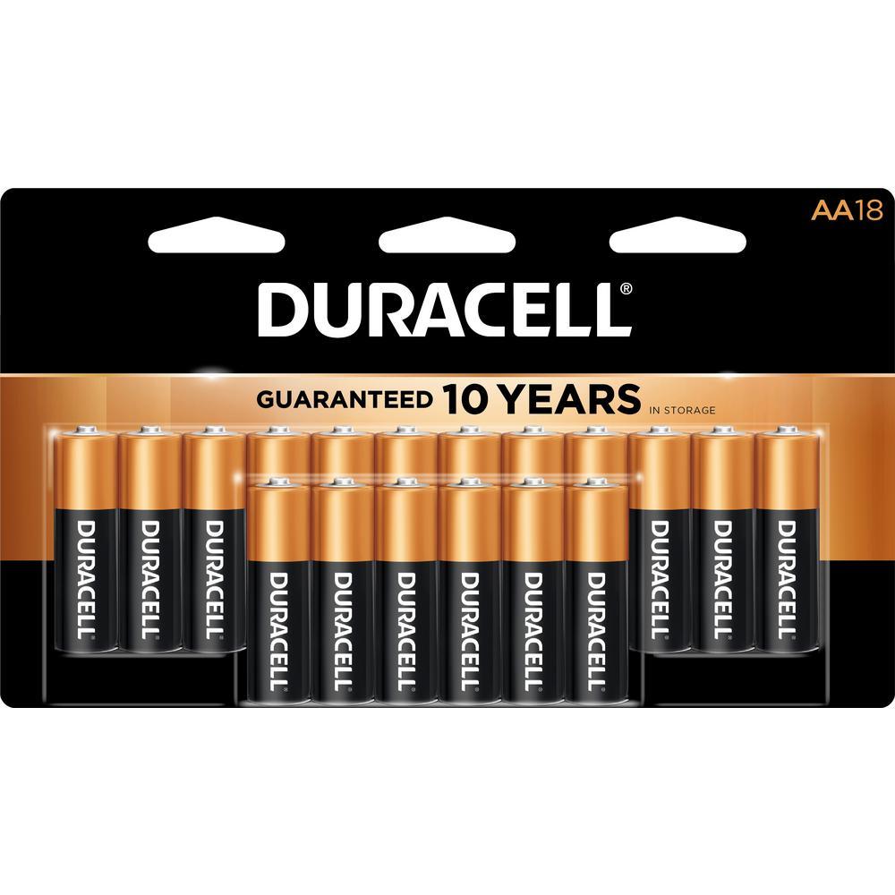 Coppertop Alkaline AA Battery (18-pack)
