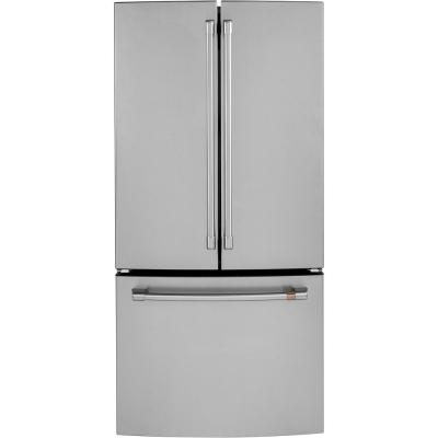 18.6 cu. ft. French Door Refrigerator in Stainless Steel, Counter Depth and ENERGY STAR