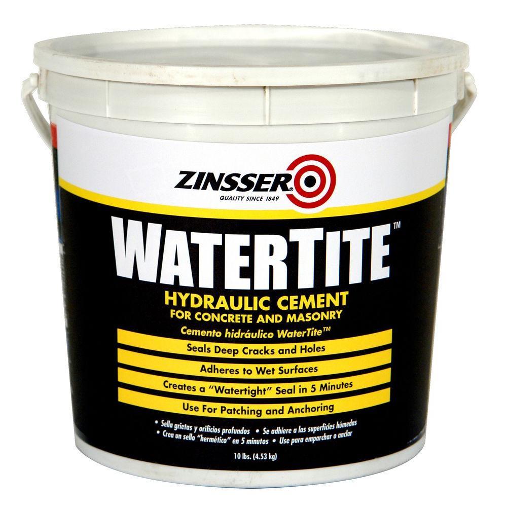10 lbs. Watertite Waterproofing Hydraulic Cement (Case of 4)