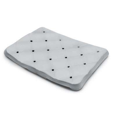 Waterproof Foam Bath Seat Cushion for Transfer Benches and Bath Chairs Kneeling Pad