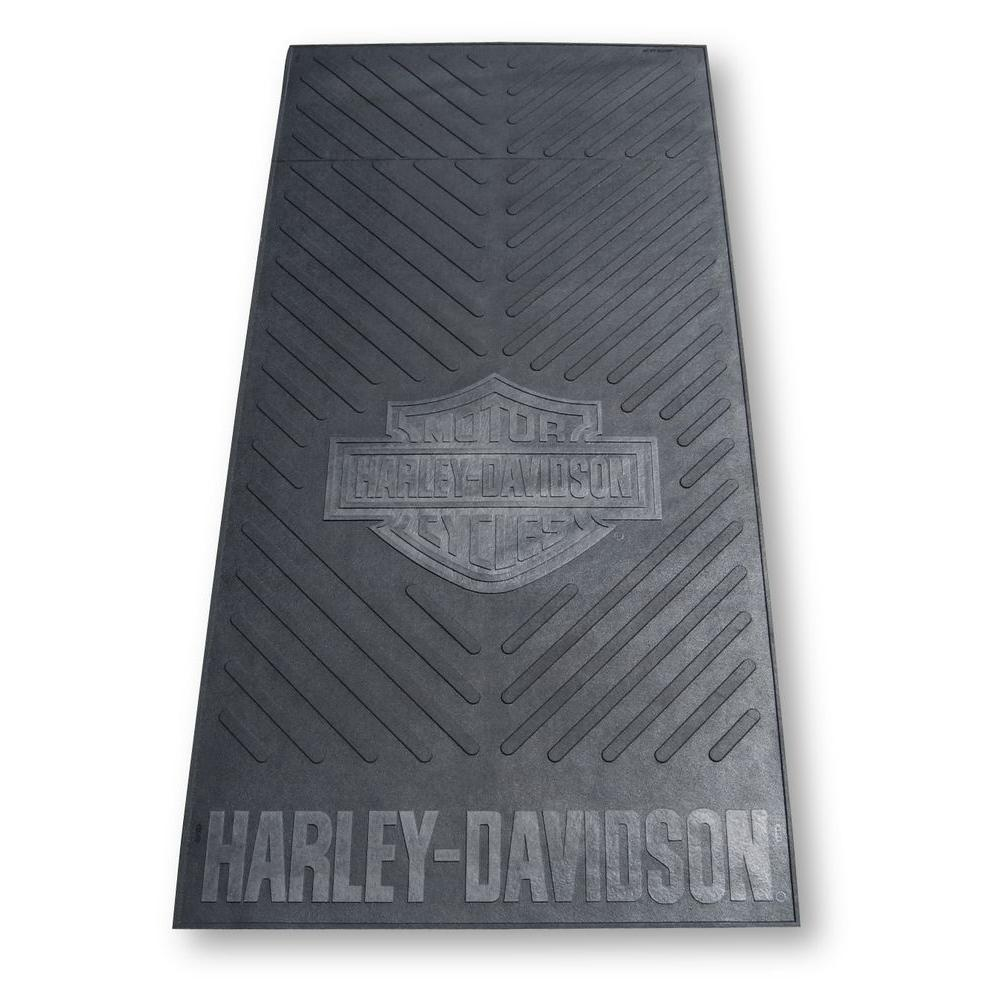 KN Rubber Harley Davidson Multipurpose Utility Mat-DISCONTINUED
