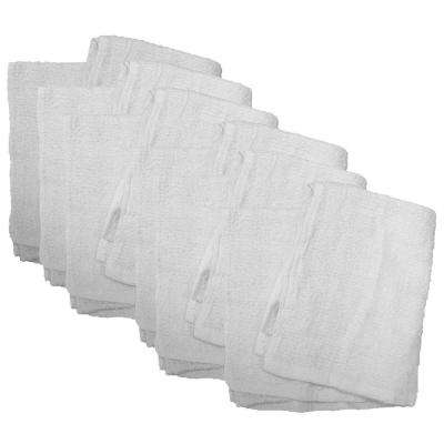 Cotton Terry Towels (12-Pack)