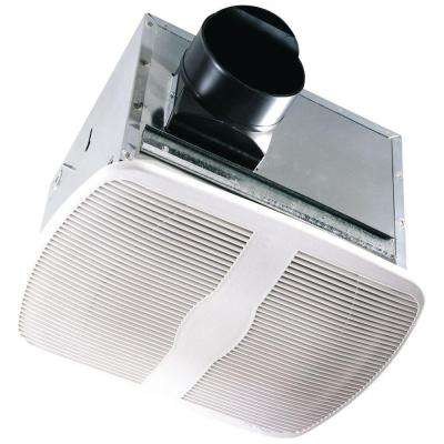 Quiet Zone 100 CFM Ceiling Bathroom Exhaust Fan