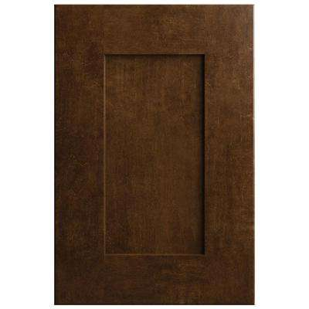 11x15 in. Clay Cabinet Door Sample in Spice
