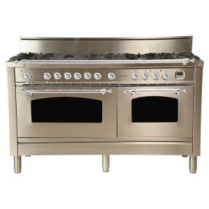 LG SIGNATURE 7 3 cu  ft  Slide-In Double Oven Smart Dual-Fuel Range