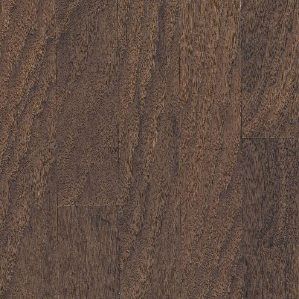 Bruce 1/2 in. x 3 in.x Random Length Engineered Walnut Bister Plank Hardwood Flooring (28 Sq. ft.)-DISCONTINUED