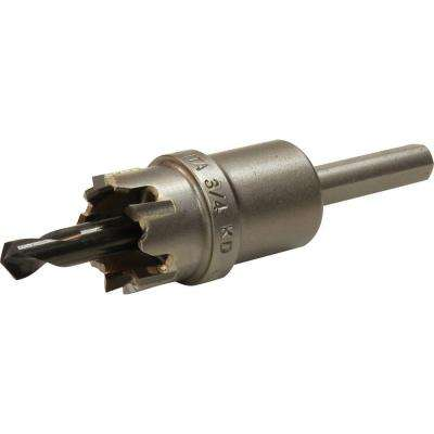 3/4 in. Carbide-Tipped Hole Saw