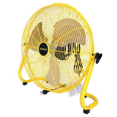 High Velocity 20 in. 3-Speed Floor Fan