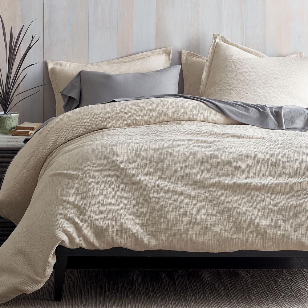Pryor Organic Cotton Solid Duvet Cover
