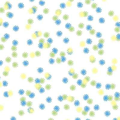 5 ft. x 12 ft. Laminate Sheet in Field Daisy with Virtual Design Matte Finish