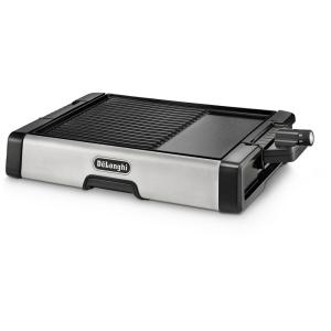 DeLonghi 2-in-1 Ceramic Coated Indoor Grill by DeLonghi