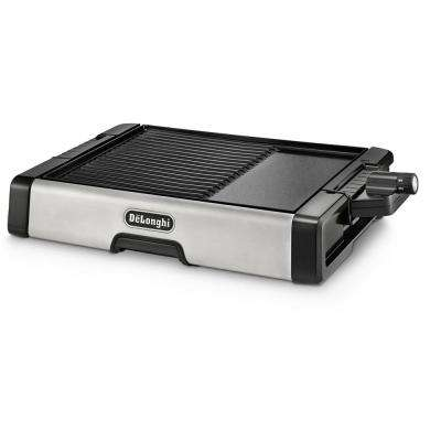 2-in-1 Ceramic Coated Indoor Grill