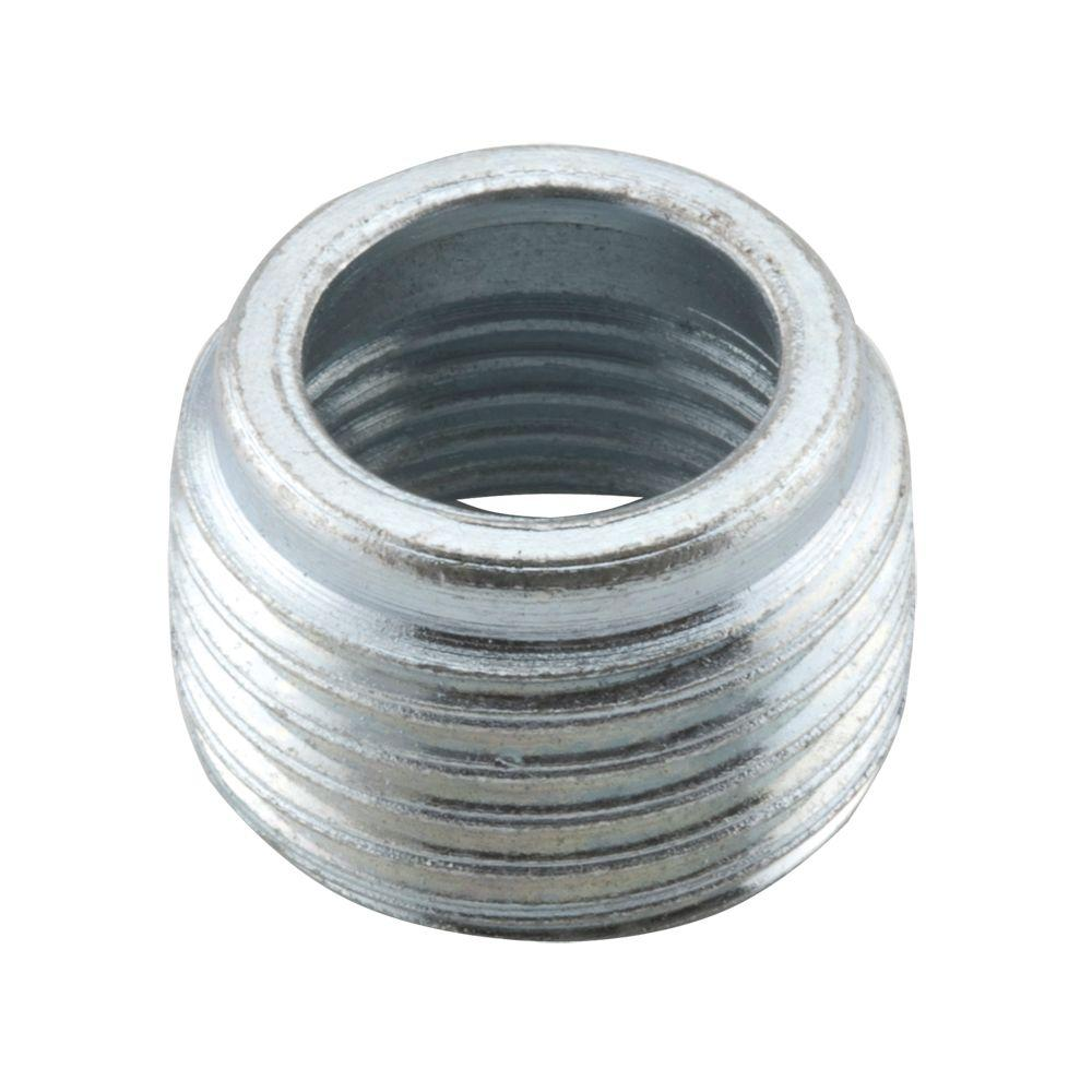 RACO Rigid/IMC 1 in. to 1/2 in. Reducing Bushing (50-Pack)