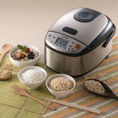 Micom Rice, Steel Cut Oatmeal Cooker and Warmer