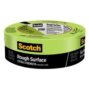 Scotch 1.41 in. x 60.1 yds. Masking Tape for Hard-to-Stick Surfaces