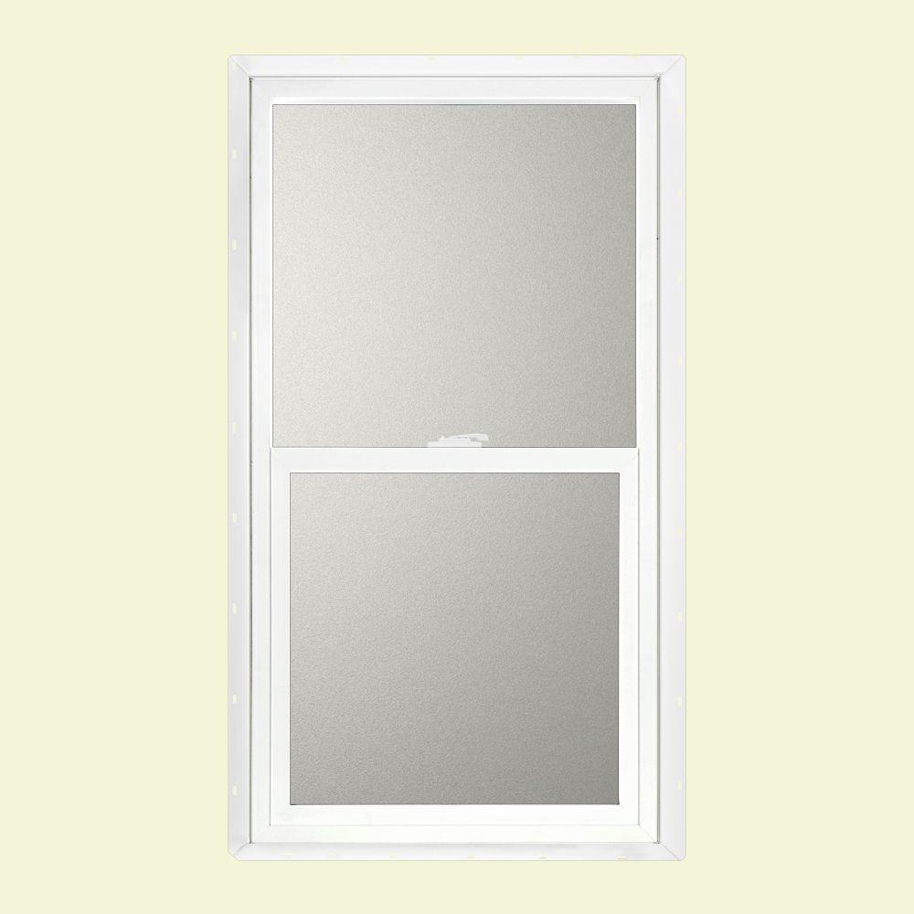 35.5 in. x 23.5 in. V-2500 Series Single Hung Vinyl Window