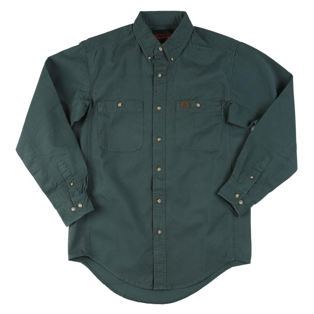 2X-Tall Men's Logger Shirt