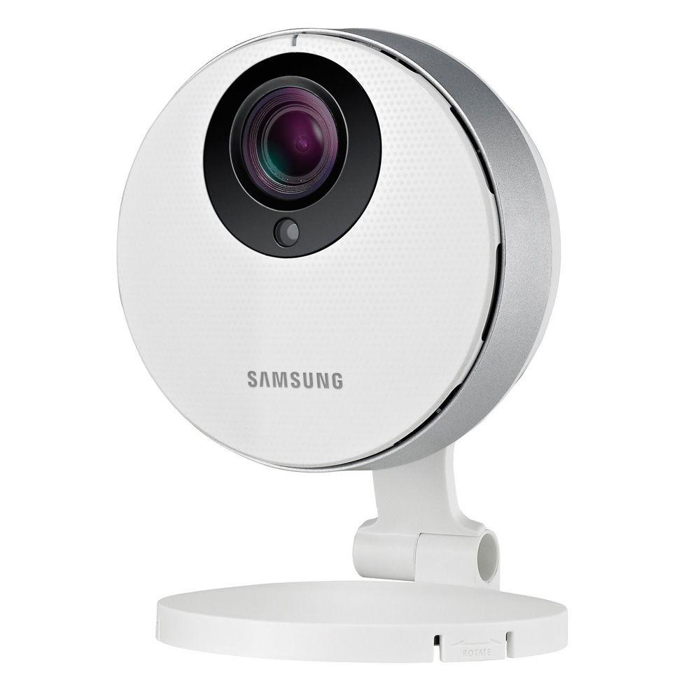 samsung smartcam hd pro 1080p full hd wi fi camera snh p6410bn us the home depot. Black Bedroom Furniture Sets. Home Design Ideas
