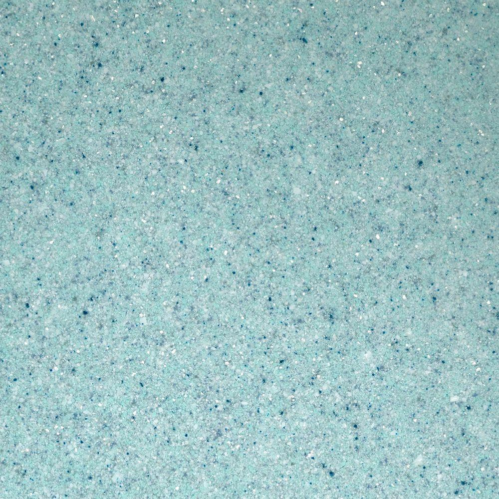 St. Paul 4 in. Solid Surface Technology Vanity Top Sample in Waterfall