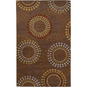 Artistic Weavers Michael Brown 9 ft. x 12 ft. Area Rug by