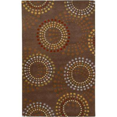 Michael Brown 9 ft. x 12 ft. Area Rug