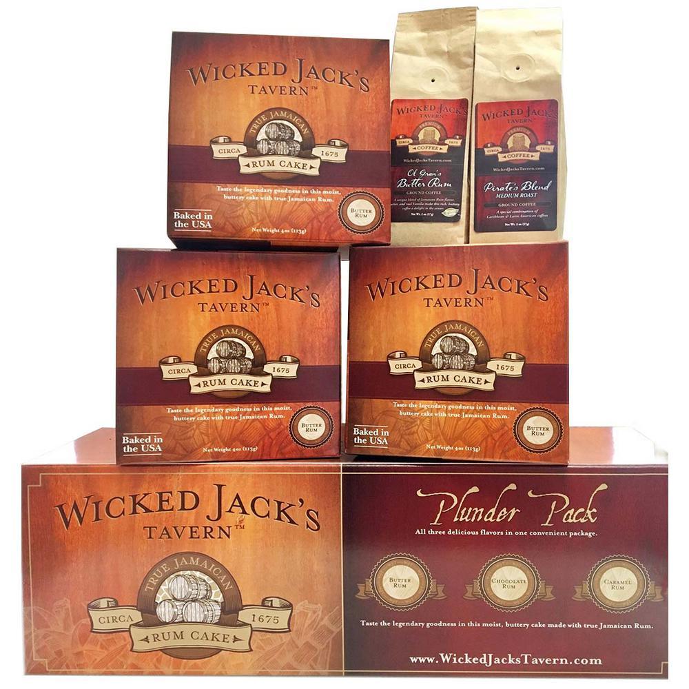 WJT Plunder Pack Gift Set