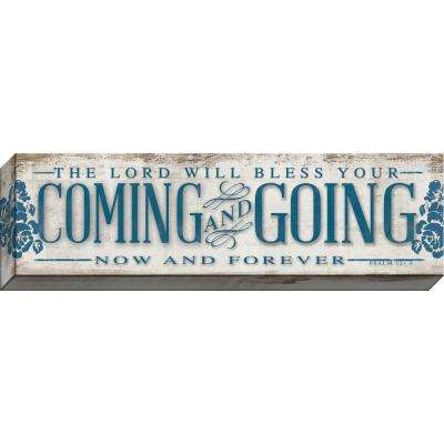 """Wedding """"The Lord Will Bless"""" By Carpentree Canvas"""