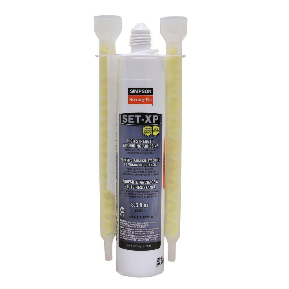 Simpson Strong-Tie 8.5 oz. Epoxy-Tie Cartridge