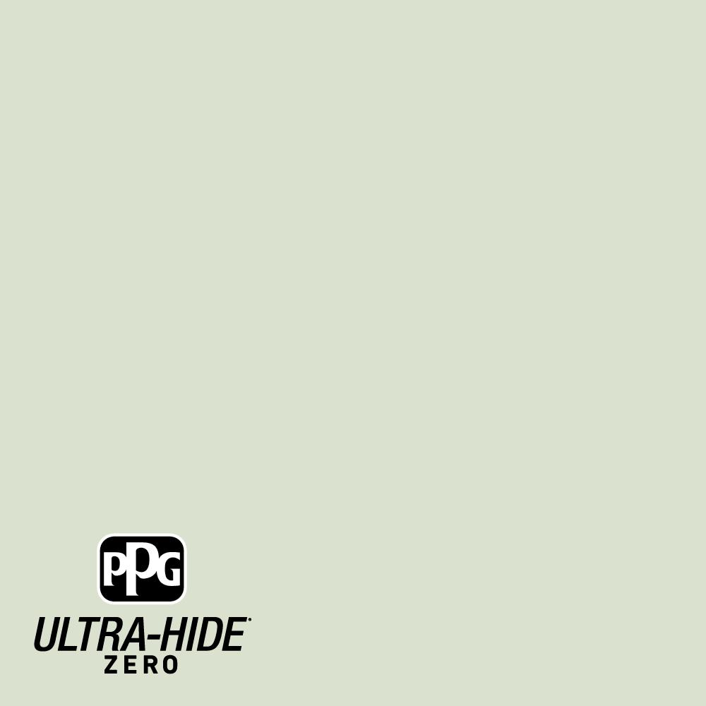 Ppg Ultra Hide Zero 1 Gal Ppg1121 2 Lime Spritz Satin Interior Paint Ppg1121 2z 01sa The Home Depot