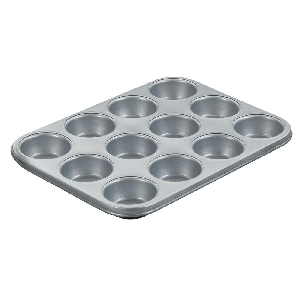 Cuisinart Chef's Classic 12-Cup Non-Stick Metal Mini Muffin Pan