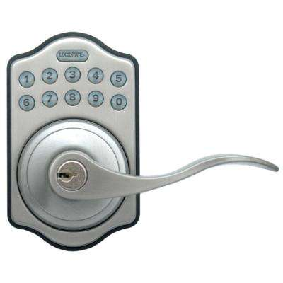 Electronic Keypad Door Lever Door Lock