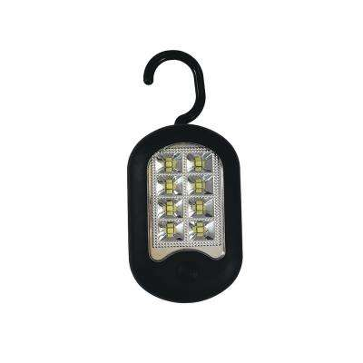 Black LED Dual Utility Light