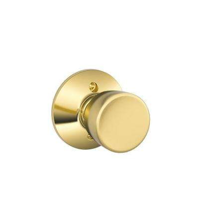 Bell Bright Brass Dummy Door Knob