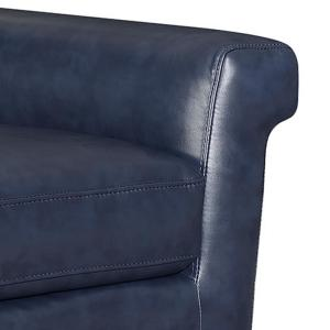 Prime Ac Pacific Camden Dark Blue Modern Mid Century Faux Leather Forskolin Free Trial Chair Design Images Forskolin Free Trialorg