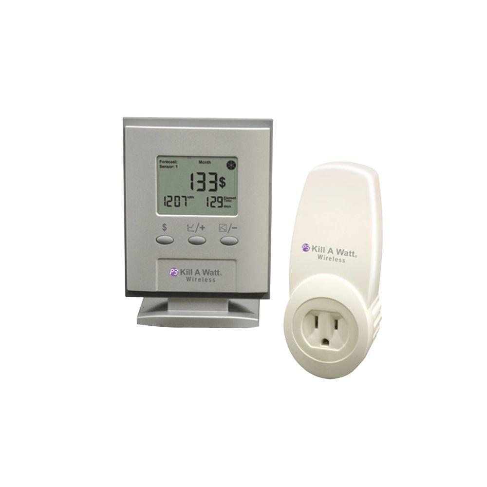 P3 International Kill-A-Watt Wireless Display and Sensor
