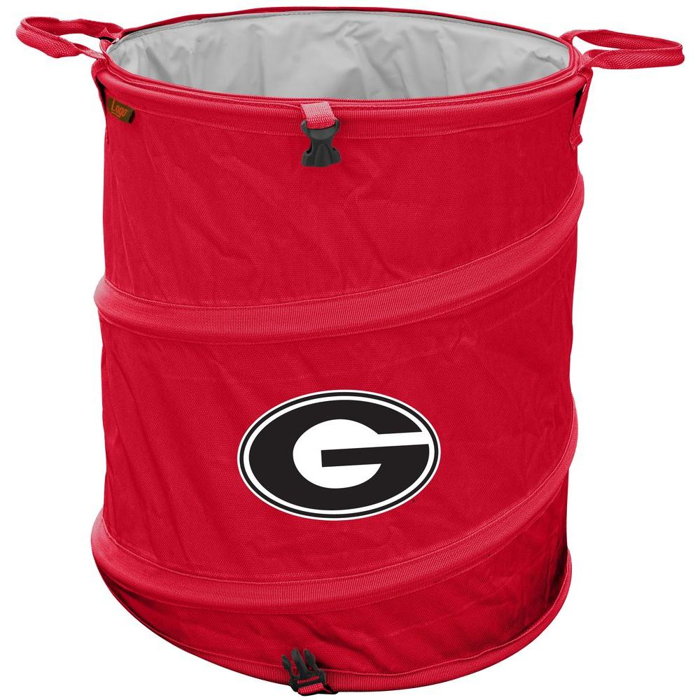 Logo Georgia 43 qt. Soft-Side Cooler / Trash Can-DISCONTINUED