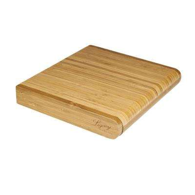 Carnaval Folding Cheese Board and Tools Set