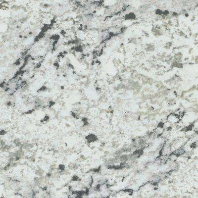 Charmant Laminate Countertop Sample In White Ice Granite With Artisan