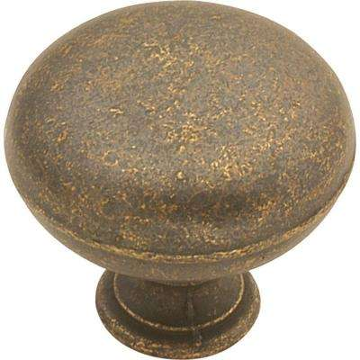 Oxford 1-1/4 in. Windover Antique Cabinet Knob