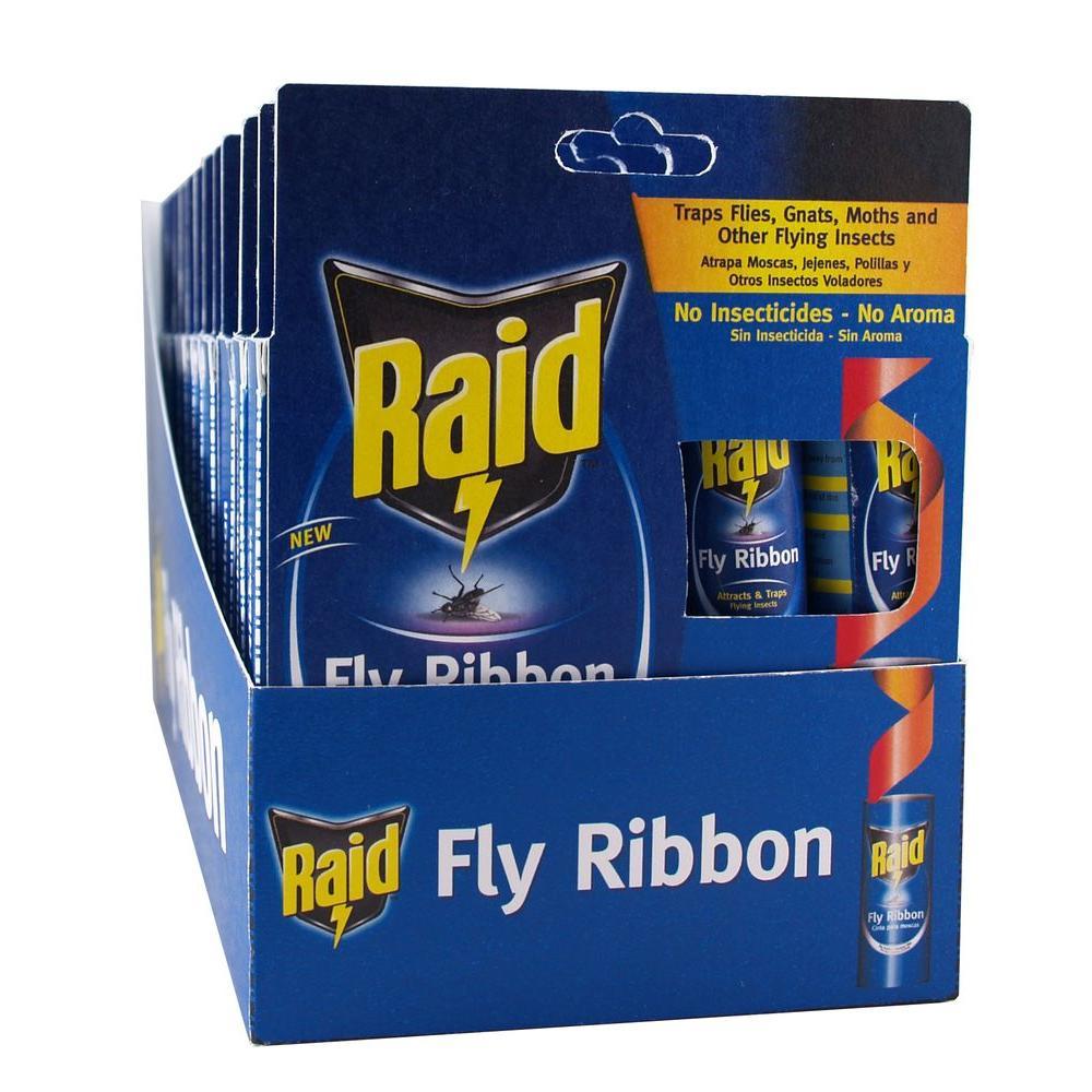 Raid Fly Ribbon Trap (10-Pack) by Raid