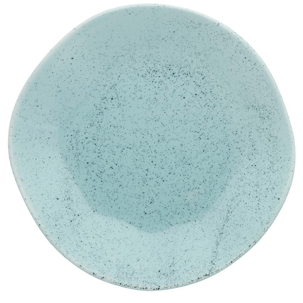 Manhattan Comfort 8.46 in. RYO Light Blue Salad Plates (Set of 12) was $149.99 now $84.87 (43.0% off)