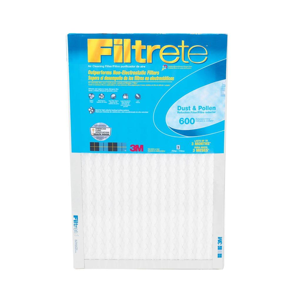 Filtrete 12 in. x 36 in. x 1 in. Standard Pleated FPR 4 Air Filter (3-Packs, Case of 4)-DISCONTINUED