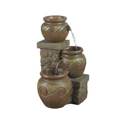Venice Multi Pot Outdoor/Indoor Fountain